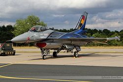 General Dynamics F-16AM Fighting Falcon Belgium Air Force FA-84