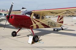 Cessna 120 G-BUJM