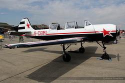 Yakovlev Yak-52 G-CBMI