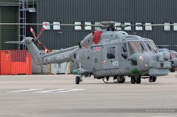 Westland WG-13 Lynx HMA8DSP Royal Navy XZ723 / 672