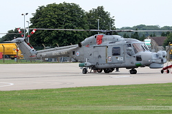 Westland WG-13 Lynx HMA8DSP Royal Navy ZF562 / 452