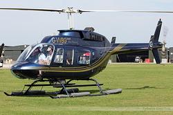 Bell 206L-3 LongRanger III G-VVBO