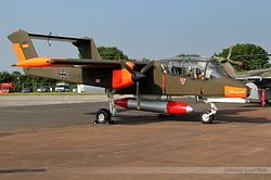 North American Rockwell OV-10B Bronco G-ONAA / 99+18