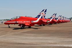 British Aerospace Hawk T1A Royal Air Force XX219