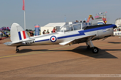 De Havilland DHC-1 Chipmunk Mk22 G-BBMO / WK514
