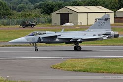 Saab JAS-39C Gripen Sweden Air Force 227