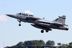 Saab JAS-39C Gripen Sweden Air Force 841