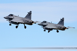 Saab JAS-39C Gripen Sweden Air Force 213