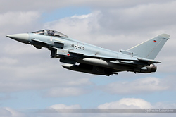 Eurofighter EF-2000 Typhoon Germany Air Force 31+05