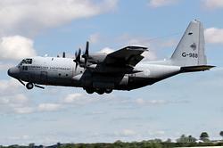 Lockheed C-130H Hercules Netherlands Air Force G-988