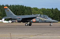Dassault Alpha Jet E Armée de l'Air E173 / 705-MA