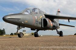 Dassault Alpha Jet E Armée de l'Air E167 / 705-MN