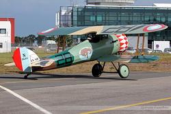 Nieuport 28 LX-NIE