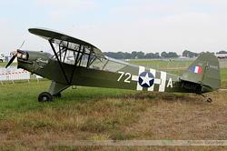 Piper J3 C 65 Cub F-GLRV