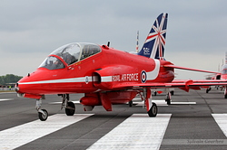 British Aerospace Hawk T1A Royal Air Force XX244