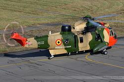 Westland Sea King Mk48 Belgium Air Force RS02