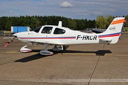 Cirrus SR 22 Armée de l'Air 3881 / F-HKCR