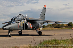 Dassault Alpha Jet E Armée de l'Air E125 / 705-LK