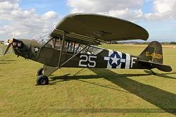 Piper J3 C 65 Cub F-BETK