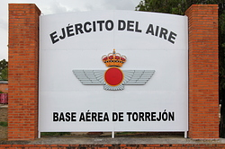 Base Aérienne de Torrejón de Ardoz