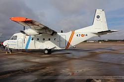 CASA C-212-200 Aviocar Spain INTA Instituto Nacional De Técnica Aeroespacial T.12D-75 / 47-14