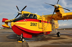 Canadair CL-415 Spain Air Force UD.14-02 / 2067 / 43-32