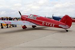 BA Eagle 2 G-AFAX