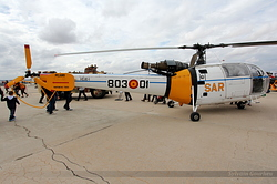 Sud-Aviation SA-319B Alouette III Spain Air Force HD.16-1 / 803-01