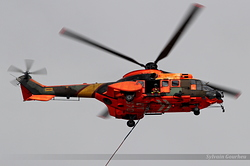 Aérospatiale AS532AL Cougar Spain Army HU.27-03 / HT-670