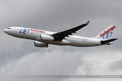 Airbus A330-243 Air Europa EC-MAJ