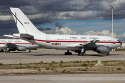 Airbus A310-304 Spain Air Force T.22-2 / 45-51