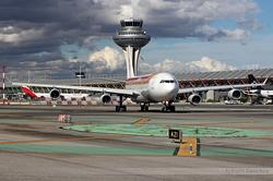 Airbus A340-313 Iberia EC-GHX