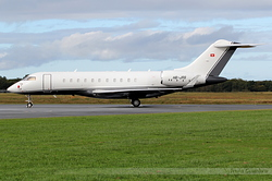 Bombardier BD-700-1A11 Global 5000 HS-JRS