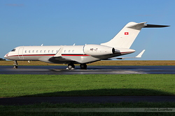 Bombardier BD-700-1A10 Global Express HB-JII