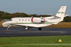 Cessna 560XL Citation Excel HB-VWJ