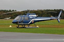 Aérospatiale AS-350 BA Ecureuil Gendarmerie Nationale 2117 / JCU / F-MJCU