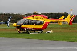 Eurocopter EC-145 B Securite Civile F-ZBQJ