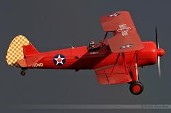 Boeing PT-17 Stearman Yankee Delta F-HDVD