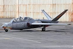 Fouga CM-170 Magister Yankee Delta 203 / F-GOYD