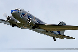 Douglas C-47A Skytrain Air France F-AZTE
