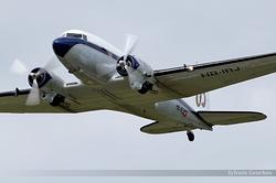 Douglas DC-3A Breitling HB-IRJ