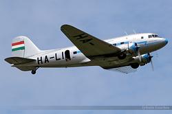 Lisunov Li-2T Malev Hungarian Airlines HA-LIX