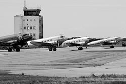 Dakotas over Normandy
