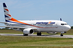 Boeing 737-86Q(WL) SmartWings OK-TVW
