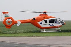 Eurocopter EC 135T2+ Hélicoptères de France (HDF) F-GYRH