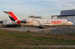 Canadair Regional Jet 100ER HOP! F-GRJO