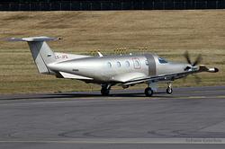 Pilatus PC-12/47E Jetfly Aviation LX-JFS