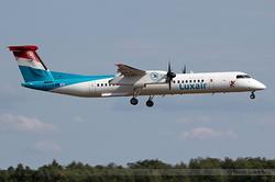 De Havilland Canada DHC-8-402Q Dash 8 Luxair LX-LGM