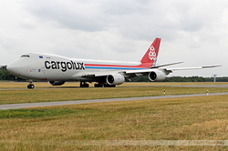 Boeing 747-8R7F Cargolux Airlines International LX-VCC