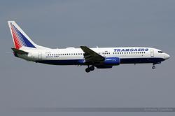 Boeing 737-86NTransaero Airlines EI-RUG